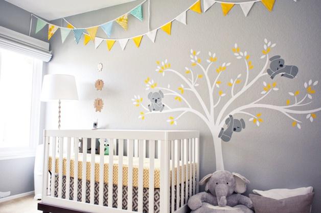 Rolgordijn Babykamer Inspiratie : Interieur inspiratie voor de babykamer curvacious feel good