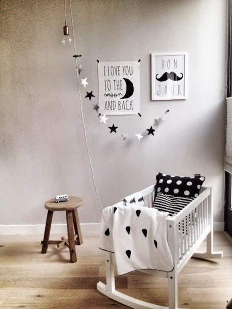 Interieur inspiratie voor de babykamer | Curvacious.nl | Feel good ...