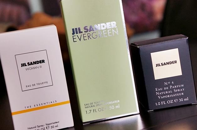 jil sander evergreen woman 3 no 4 1 - Jil Sander | Woman III, Evergreen & No.4