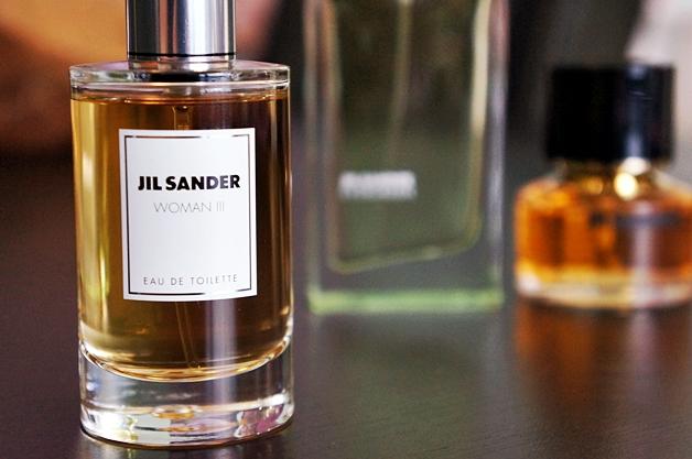 Jil Sander | Woman III, Evergreen & No.4 | Curvacious.nl