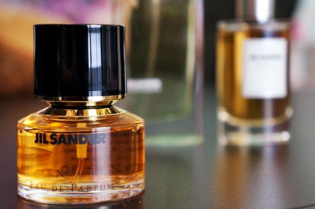 jil sander evergreen woman 3 no 4 5 - Favoriete beautyproducten februari 2014
