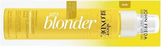johnfriedasheerblondespray - John Frieda Sheer Blonde go blonder lightening spray