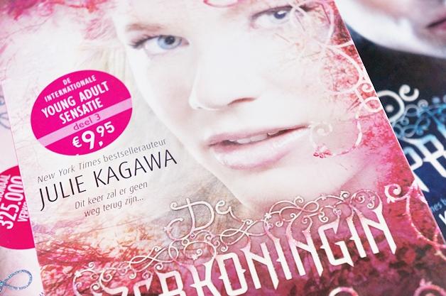 julie kagawa the iron fey 3 - Julie Kagawa - The Iron Fey boekenreeks (+win!)