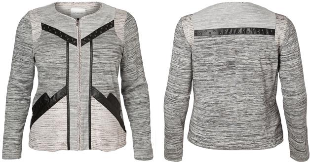 junarose mei 2014 1 - New in! | Junarose blazer & fluffy vest