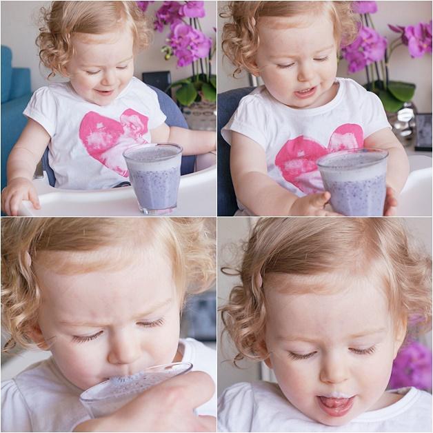 kabrita peutermelk 2 - Frisse zomersmoothies voor kids op basis van geitenmelk