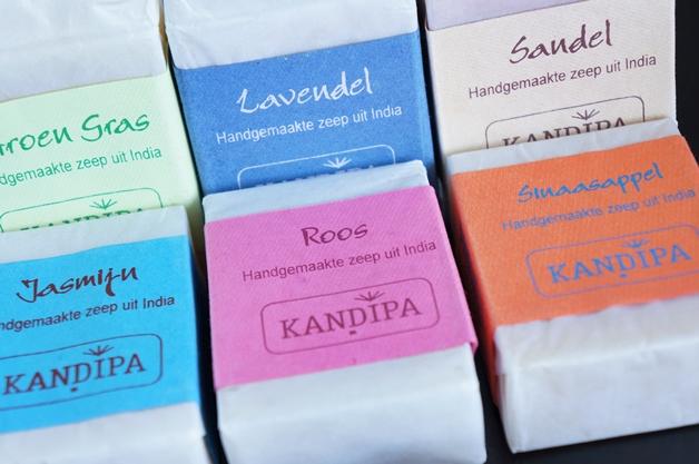 Kandipa | 100% natuurlijke zeep voor een bijzondere missie