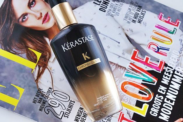 kerastase chronologiste haarolie haarparfum review 2 - Love it! | Kérastase chronologiste fragrant oil