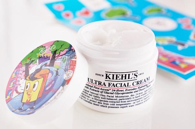 Kiehl's ultra facial cream review