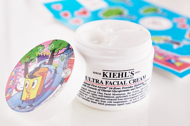 kiehls ultra facial cream review 3 - Kiehl's ultra facial cream (Selwyn Senatori limited edition)