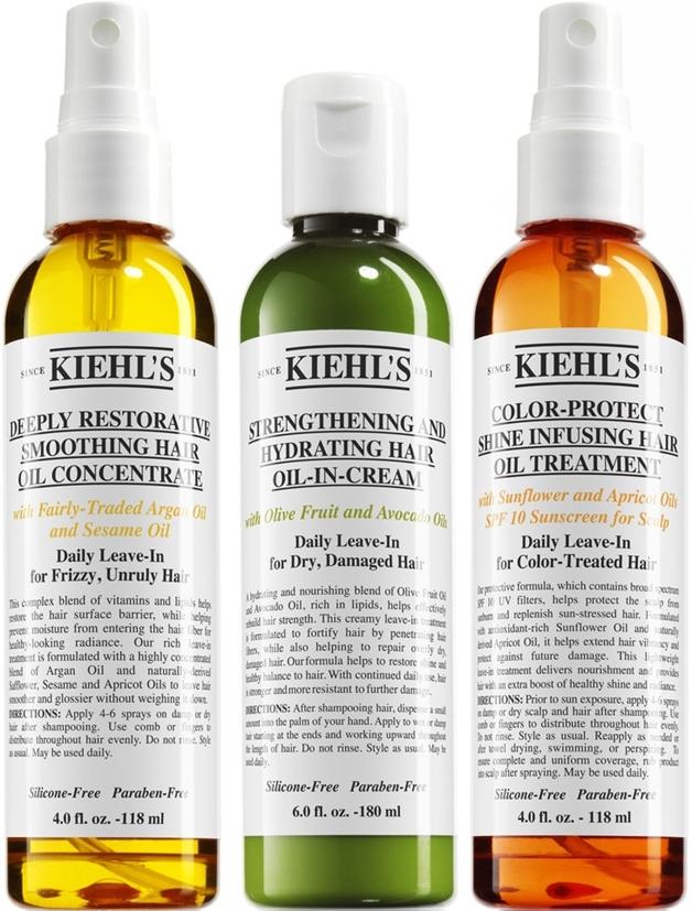 kiehlsleaveins - Kiehl's | Magic Elixir & nieuwe leave in's