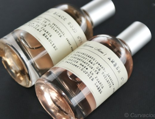 kruidvatparfum2 - The Master Perfumer No53 Amber & No28 Black Wood