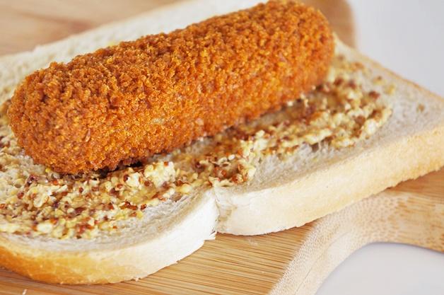 kwekkeboom oven recept kroketbroodje 7 - Recept | Het lekkerste kroketbroodje