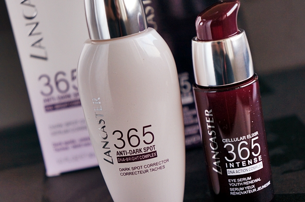 lancaster 365 serum oogserum 1 - New skincare   La Roche-Posay, Olaz, philosophy & Lancaster