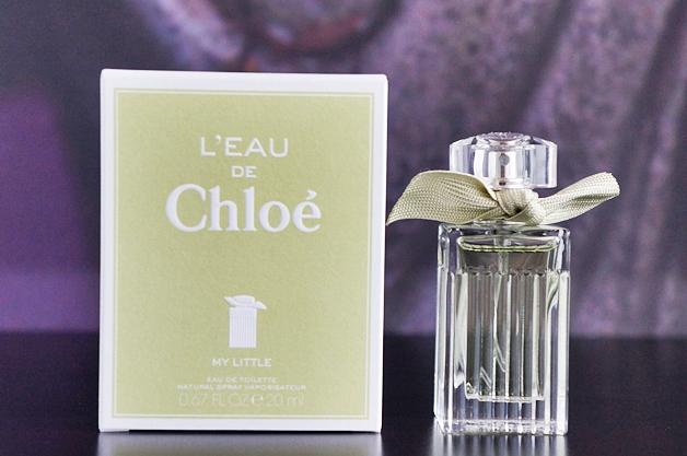 leau de chloe mini 1 - Chloé, my little Chloé's - L'eau de Chloé