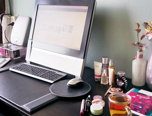 lets get personal oktober 2013 1 - Let's get personal #24 | Nieuwe werkkamer, Samsung Note 3 & cocoontime