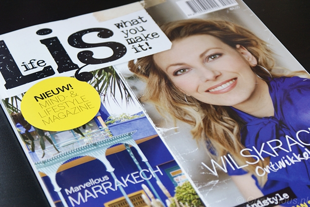 LIS mind- en lifestylemagazine