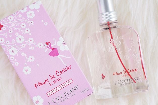loccitane cherry blossom review 3 - L'Occitane cherry blossom