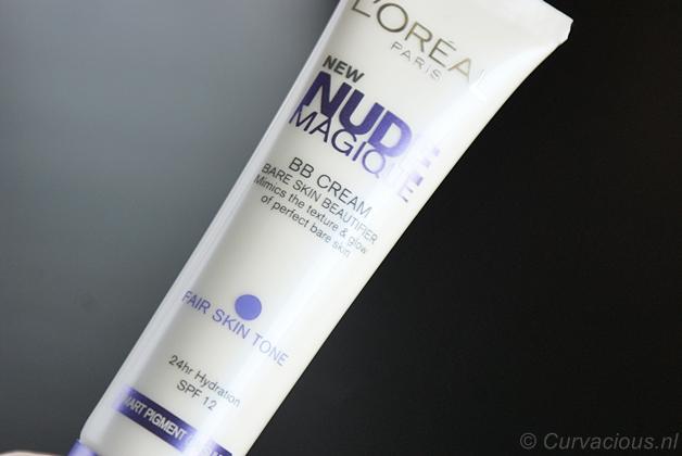 lorealbbcream2 - L'Oréal | Nude Magique BB Cream