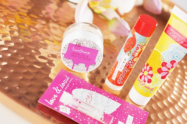 love toast happiness kit review 7 - Love & Toast happiness kit ♥