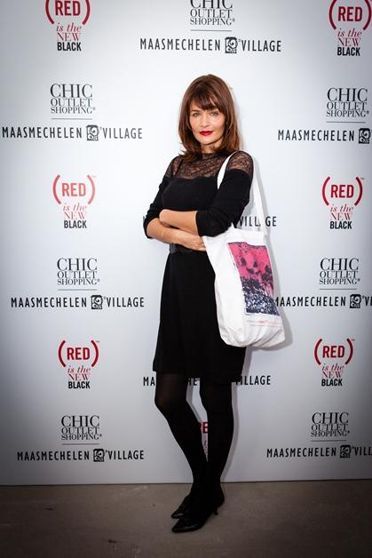 maasmechelen village 4 - Fashion gaat de strijd aan met aids