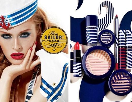 macheysailor1 - MAC   Hey, Sailor! (incl. swatches)