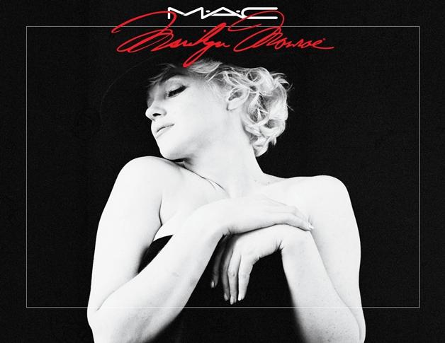 Newsflash!   MAC Marilyn Monroe collectie