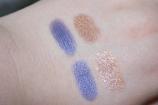 macp2vergelijking4 - MAC Odd Couple VS P2 Moonlight Glam