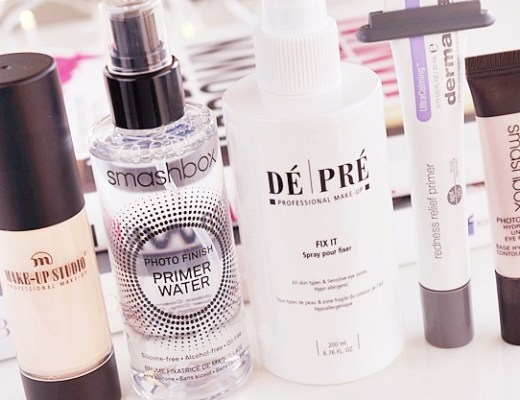 make-up primers en fixers