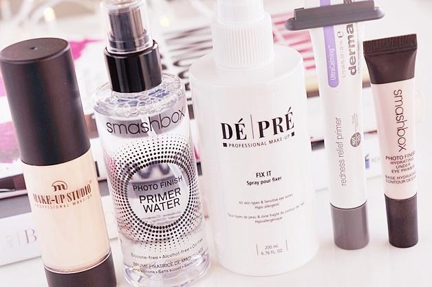 make up primers en fixers 1 - Mijn top 5 make-up primers en fixers