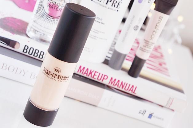 make up primers en fixers 2 - Mijn top 5 make-up primers en fixers