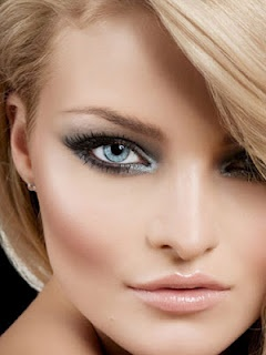 make up tips blauwe ogen 8 - Make-up tips voor blauwe ogen