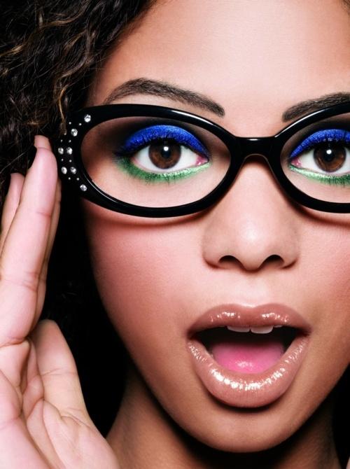 make up tips bruine ogen 12 - Make-up tips voor bruine ogen