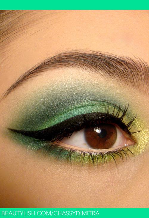 make up tips bruine ogen 4 - Make-up tips voor bruine ogen