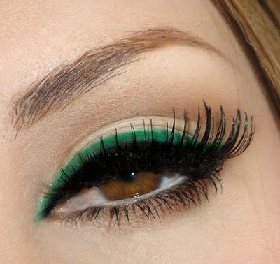 make up tips bruine ogen 6 - Make-up tips voor bruine ogen