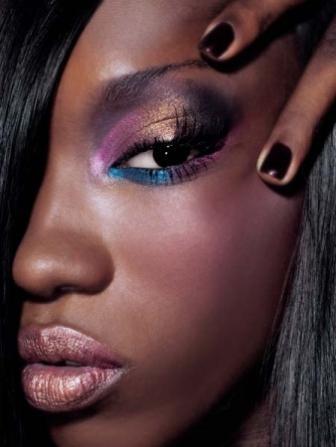 make up tips bruine ogen 9 - Make-up tips voor bruine ogen