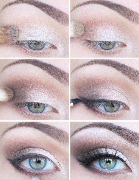 make up tips groene ogen 6 - Make-up tips voor groene ogen