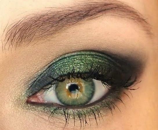 make up tips groene ogen 7 - Make-up tips voor groene ogen