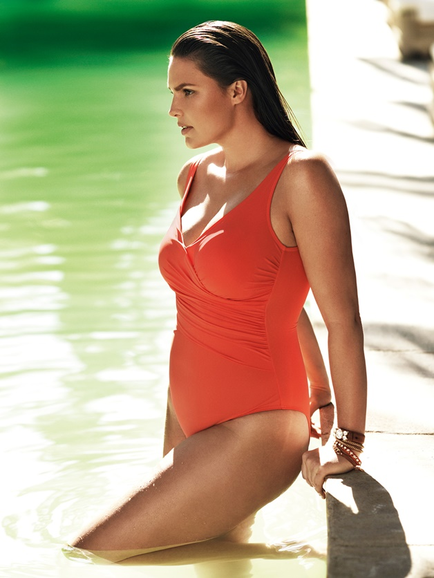 mango violeta swimwear lookbook 13 - Plussize inspiratie | MANGO Violeta summer & swimwear lookbook