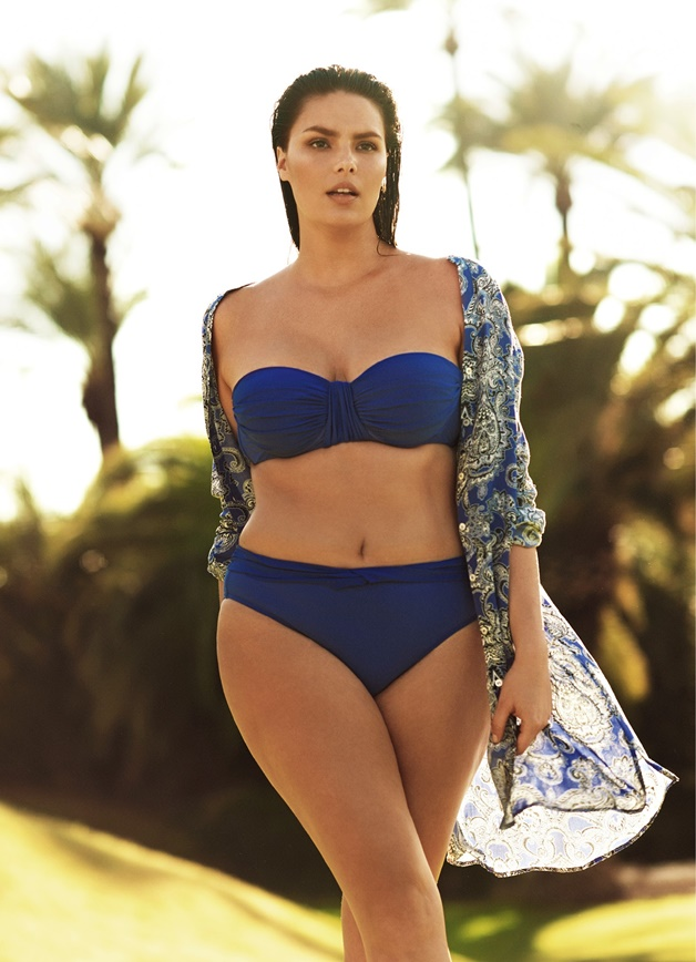 mango violeta swimwear lookbook 8 - Plussize inspiratie | MANGO Violeta summer & swimwear lookbook