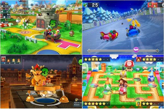 Nintendo Wii U Mario Party 10 review