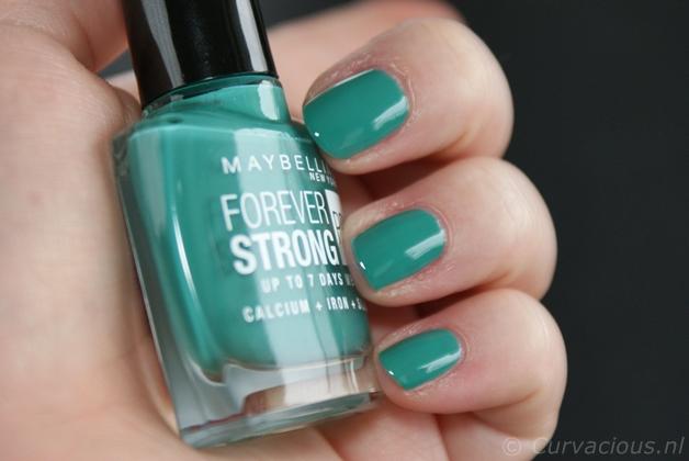 maybelline2012lentelakken6 - Maybelline Forever Strong Pro | Hyper Jade, Bubble Gum & Hot Salsa