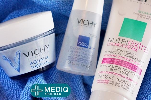 mediq advertorial vichy 3 - Mediq Apotheek huidtips