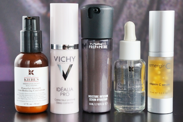 Mijn top 5 | Serums