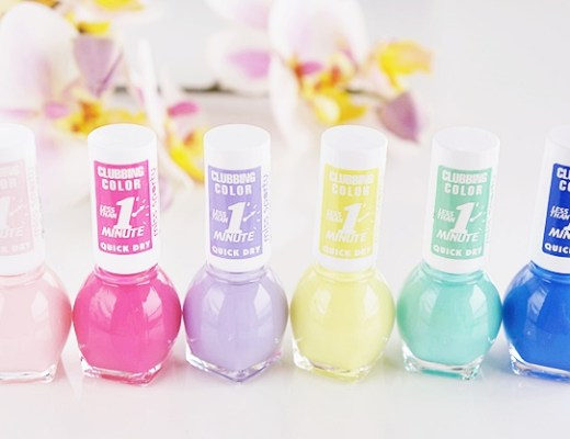 Miss Sporty clubbing colour quick dry