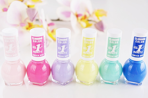 miss sporty clubbing colour quick dry 1 - Budgettip | Miss Sporty nagellakjes
