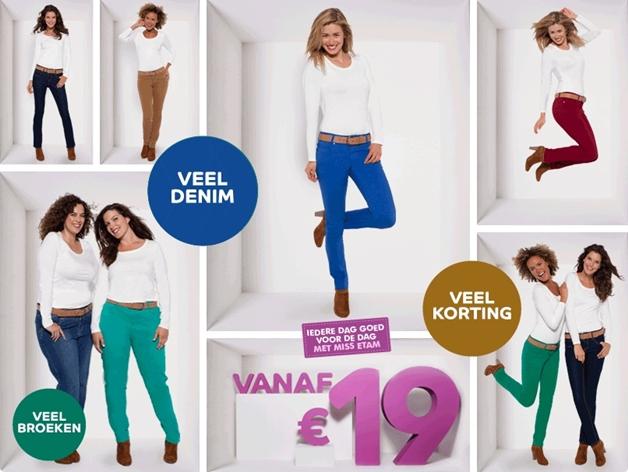 missetam2012augustus2 - Plus Size | Miss Etam broekentijd & sneak peek nieuwe collectie