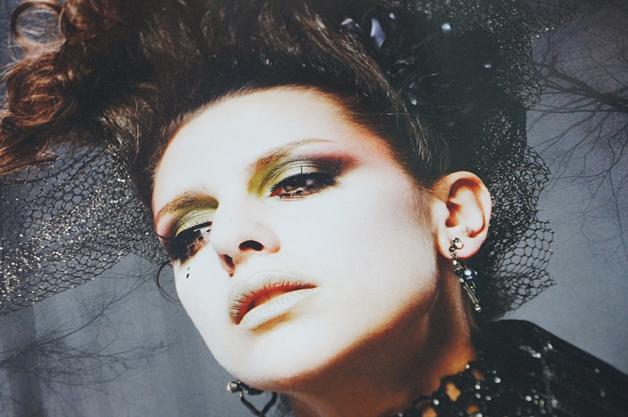 mus18magazine2 - Make Up Store | Magazine #18 the arty issue 2012
