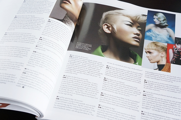 mus18magazine5 - Make Up Store | Magazine #18 the arty issue 2012
