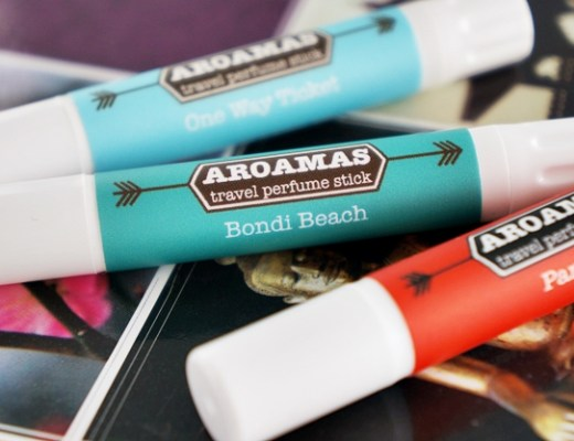 my aroamas 2 - Aroamas solid perfume sticks + give-away
