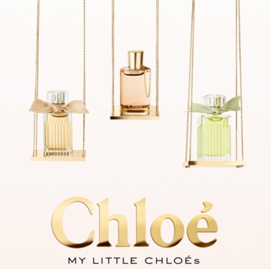my little chloes 1 - Chloé, my little Chloé's - L'eau de Chloé
